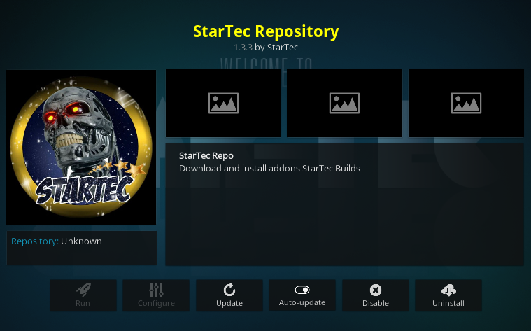 StarTec Repository: URL, Download & Install Guide - KodiBoss