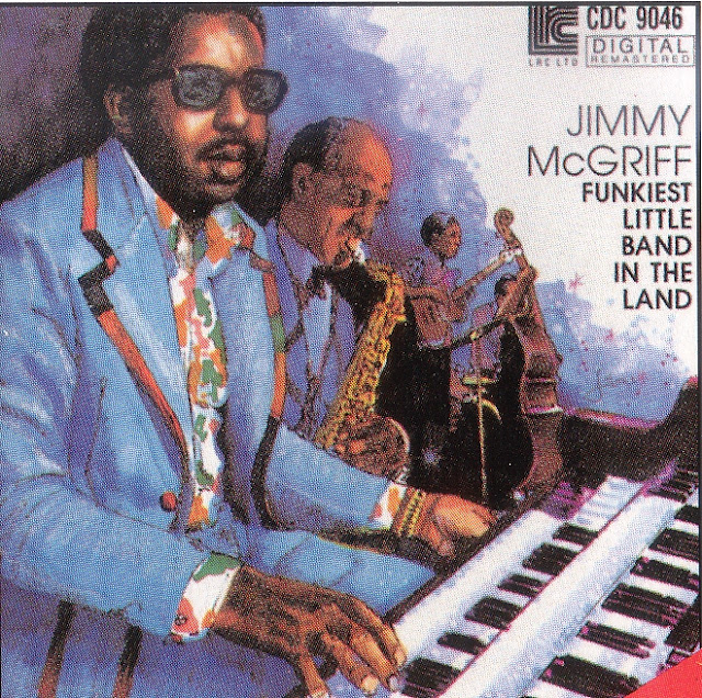 Jimmy McGriff & Little Junior Parker* Junior Parker - S/T