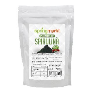 Click aici pentru a cumpara Spirulina Pudra bio, direct   online !
