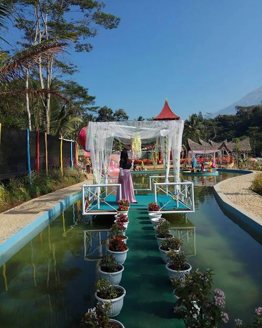 taman bunga pagoda