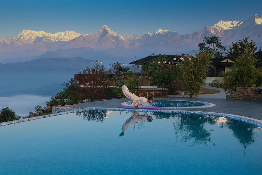 Según el primer ministro de Nepal, el yoga se originó en su país y no en India.