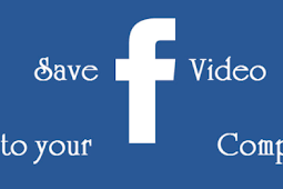 How To Save Facebook Videos To Computer
