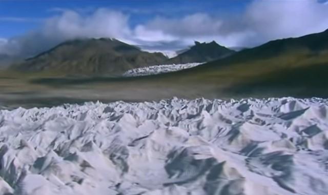 dataran tinggi terbesar di dunia