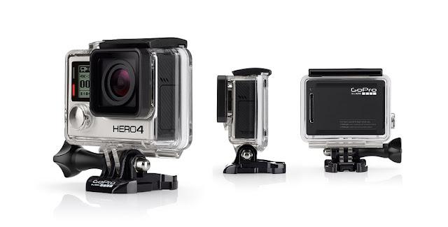 Valores das câmeras GoPro