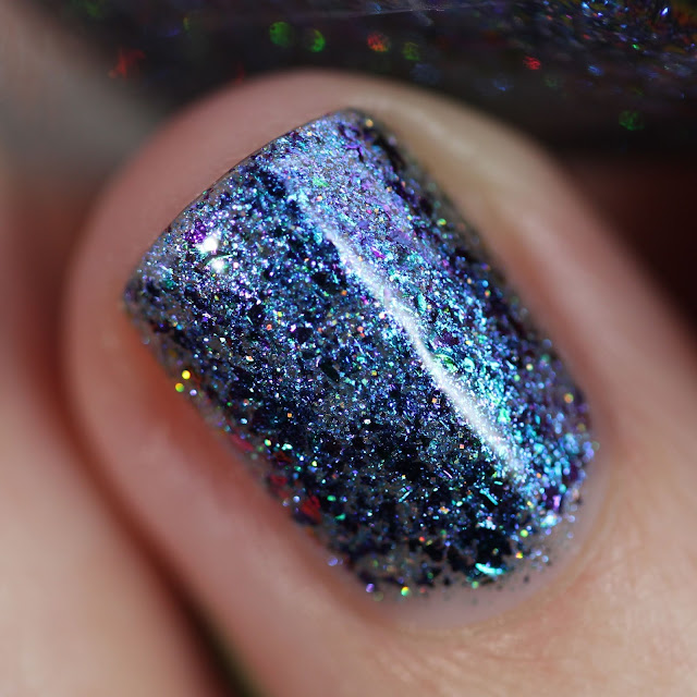 Girly Bits Give Me Shelter swatch Project Artistry