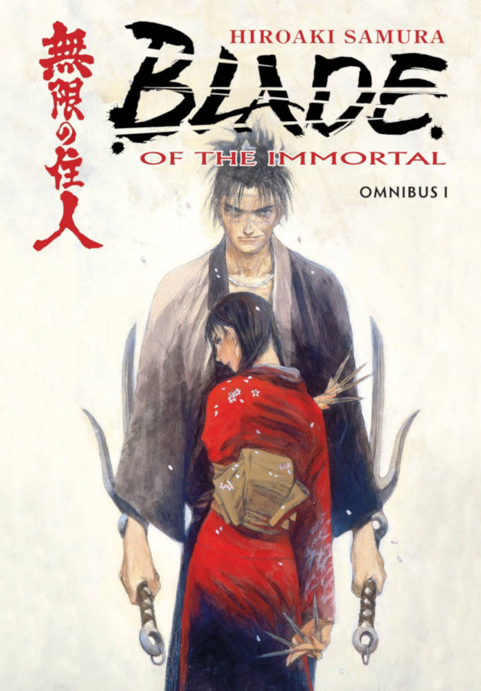 Tom 1 Blade of the Immortal