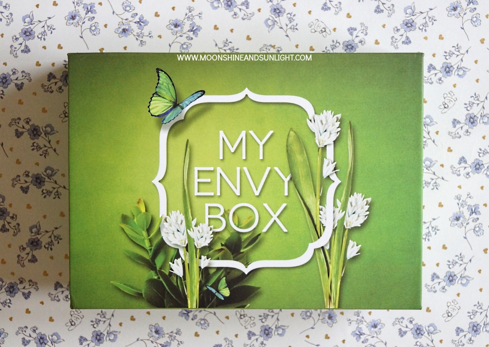 Indian beauty blogger, My envy box review