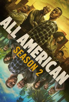 All American 2ª Temporada Torrent - WEB-DL 720p/1080p Legendado
