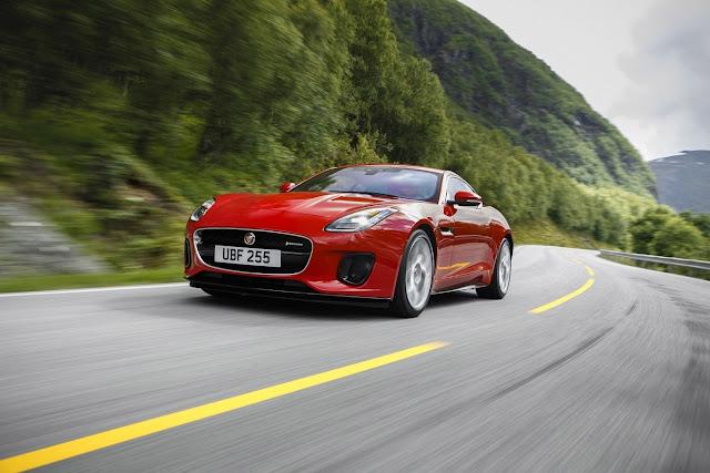 Confirmed Successor of Jaguar F-Type