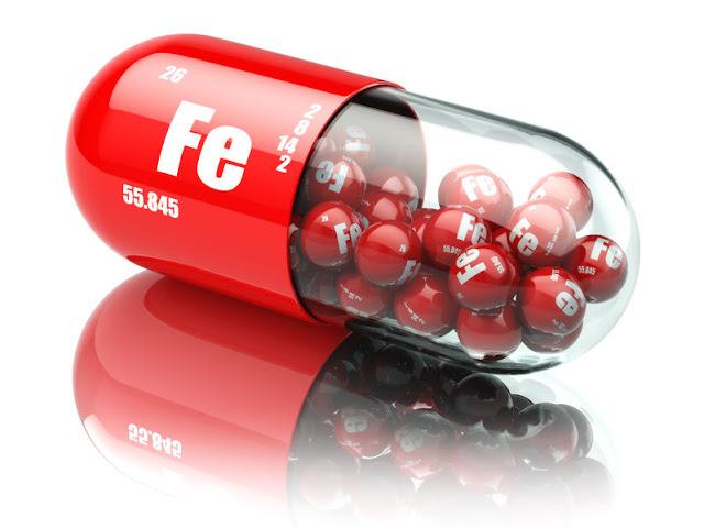 Overdosis Zat Besi Sebabkan Infeksi Kulit Dan Penyakit Mematikan
