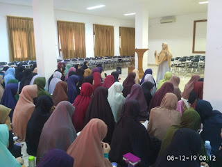 STID Mohammad Natsir Putri Kembali Laksanakan Program Musabaqoh