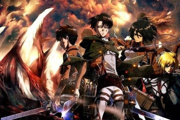 Temporada final de Shingeki no Kyojin se estrenará en diciembre