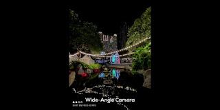 Hasil Kamera Poco X3 NFC low light Ultrawide