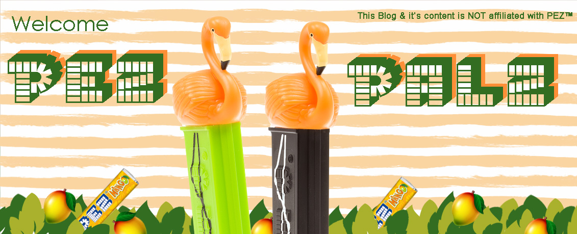 Pez Palz Friends of PEZ