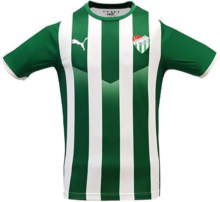 fe3cda71703d7 Puma apresenta as novas camisas do Bursaspor - Show de Camisas