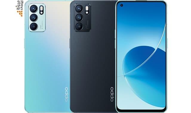 سعر ومواصفات Oppo Reno 6 5G بمعالج Dimensity 900 وقوة شحن 65 واط