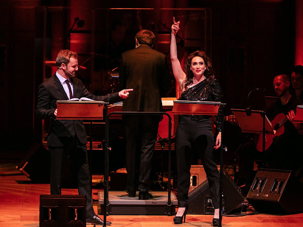 Zorro, Cadogan Hall | Review