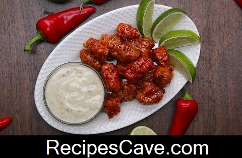 Honey Lime Sriracha Chicken Poppers Recipe
