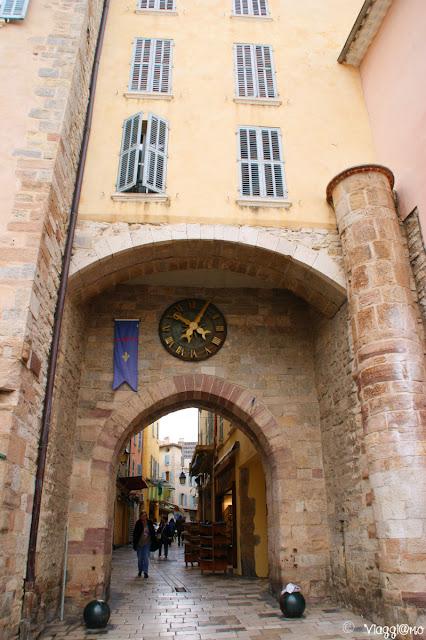 Porta di ingresso alla città vecchia