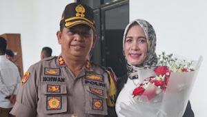 Istri Kapolres Pelabuhan Belawan Resmi Menyandang Gelar Doktor