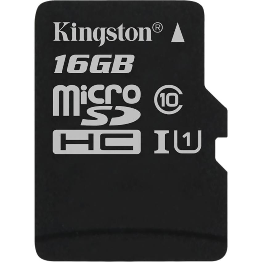 Thẻ nhớ Kingston 16GB Micro SDHC