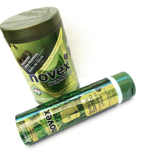 polimento ultra nutritivo azeite oliva novex embelleze