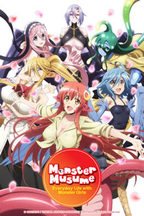 Anime Monster Musume No Iru Nichijou Legendado