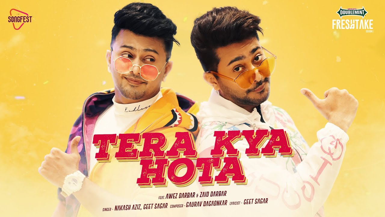 Tera Kya Hota Lyrics हिंदी - Awez Darbar
