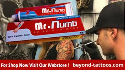 Mr. Numb