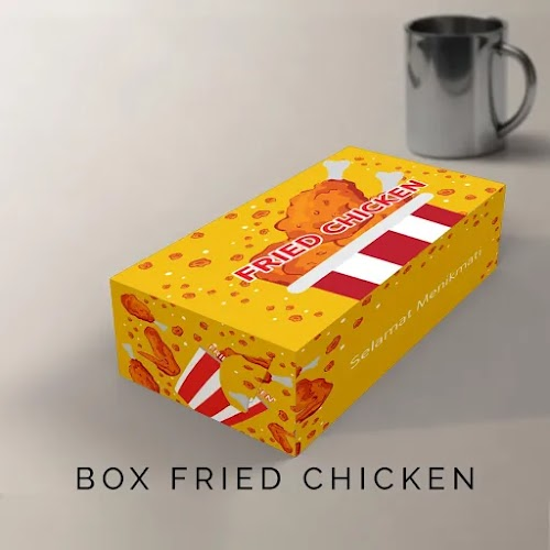 Cetak Box Fried Chicken