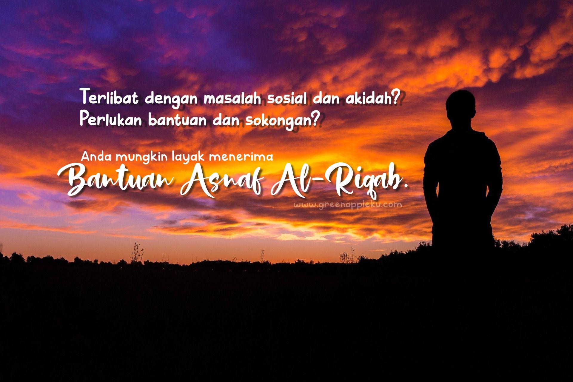 Asnaf Al-Riqab