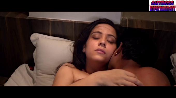 Ruby Bharaj, Mahima Gupta sexy scene - The Cage of Life (2020) HD 720p