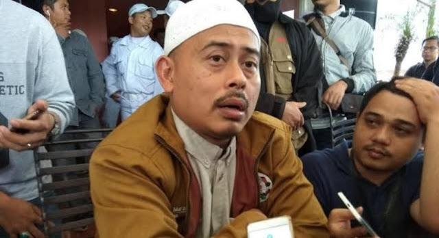 Taat Ijtimak Ulama, PA 212 Tolak Kekuasaan Jokowi-Ma'ruf