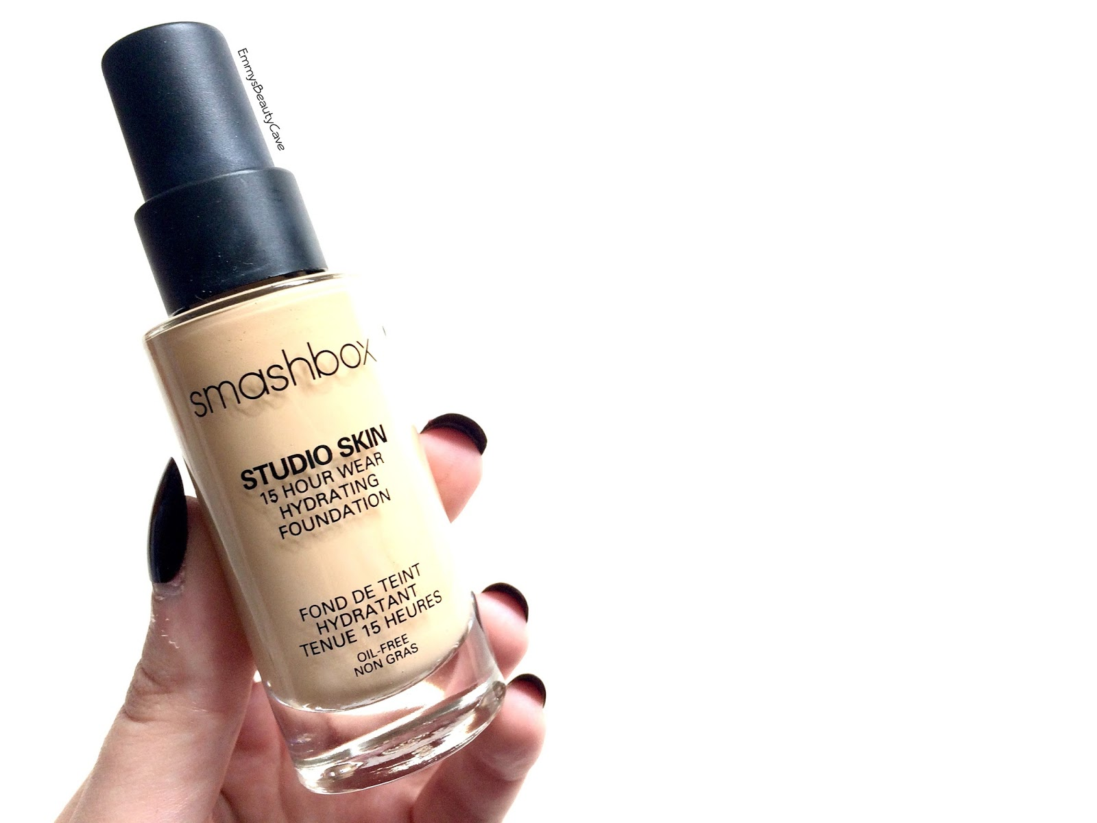 My New Holy Grail Smashbox Studio Skin 15 Hour Wear Foundation Review Emmywritesabout