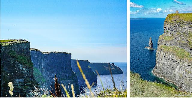 Viagens inspiradas em filmes  - Cliffs of Moher, Irlanda (A Filha de Ryan)