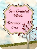 Join Me in Being Sew Grateful