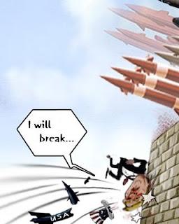 Uriminzokkri Editorial Cartoon