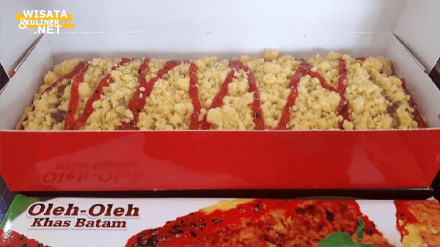 Kek Pisang Villa - 5 Rekomendasi Wisata Kuliner Khas Batam