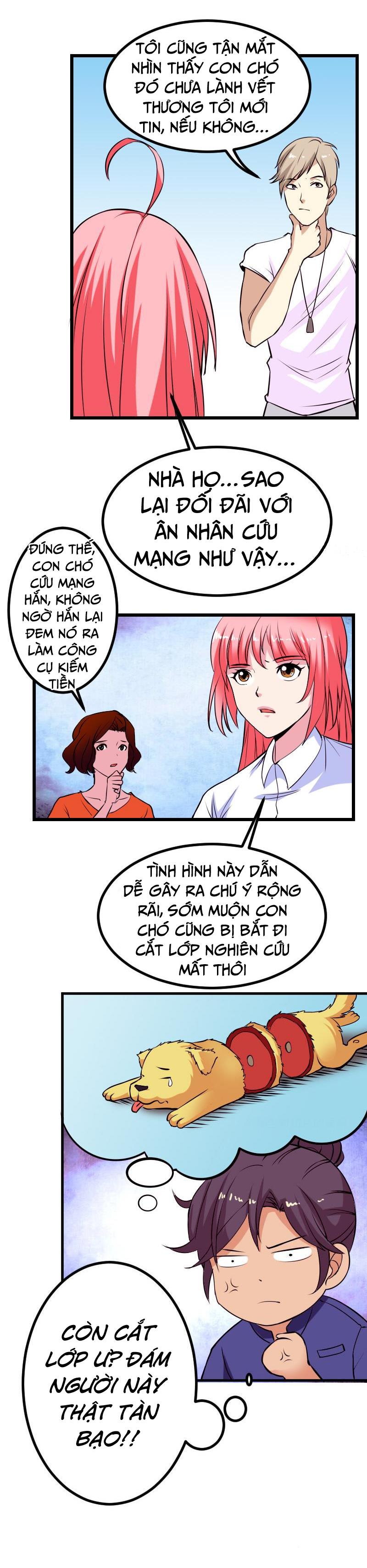 Ngưu Thư Cung Ứng Thương Chapter 44 - truyenmh.com