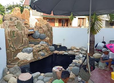 Jasa pembuatan Relief dinding di tangerang - SuryaTaman