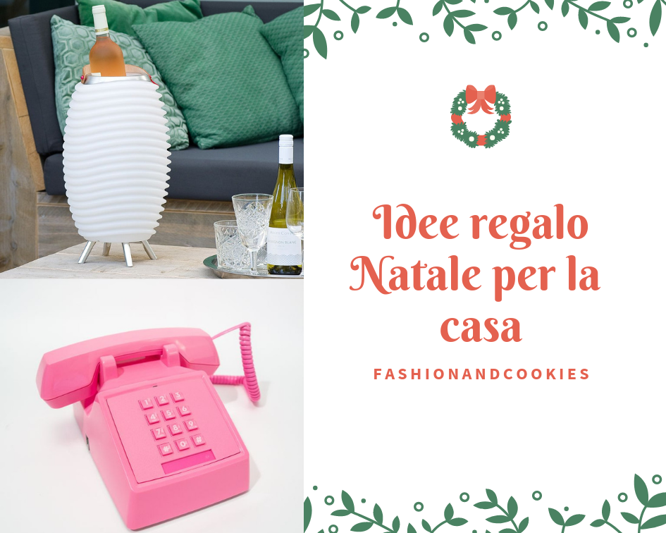 Idee regalo Natale per la casa su Troppotogo, su Fashion and Cookies fashion blog, fashion blogger style