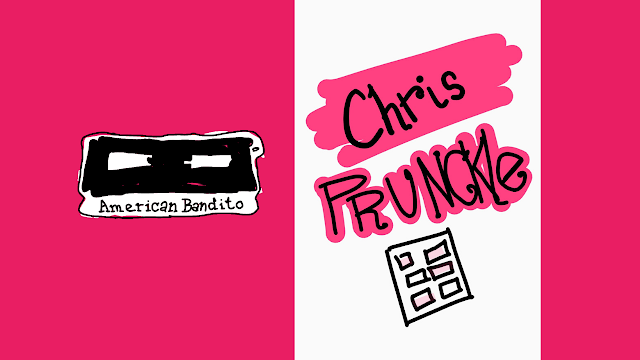 American Bandito art podcast episode image with logo