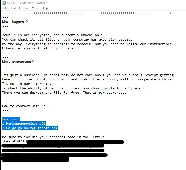 .mailto[Hamlampampom@cock.li].a0a82d file virus