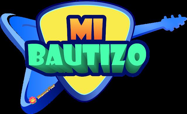 Decoración de Bautizo de Mini Beat Power Rockers
