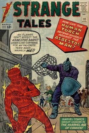 Strange Tales #111 pic