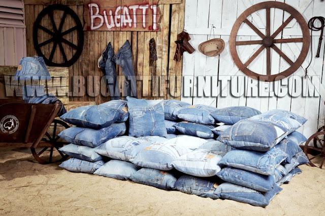 Что можно сделать из старых джинсов - фото-идеи
