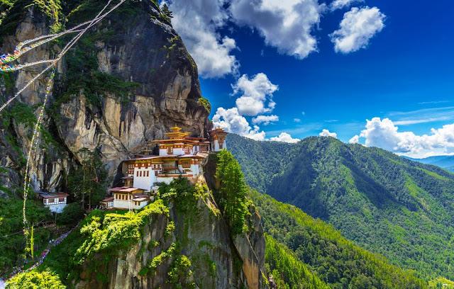 TEMPAT WISATA TERBAIK DI BHUTAN