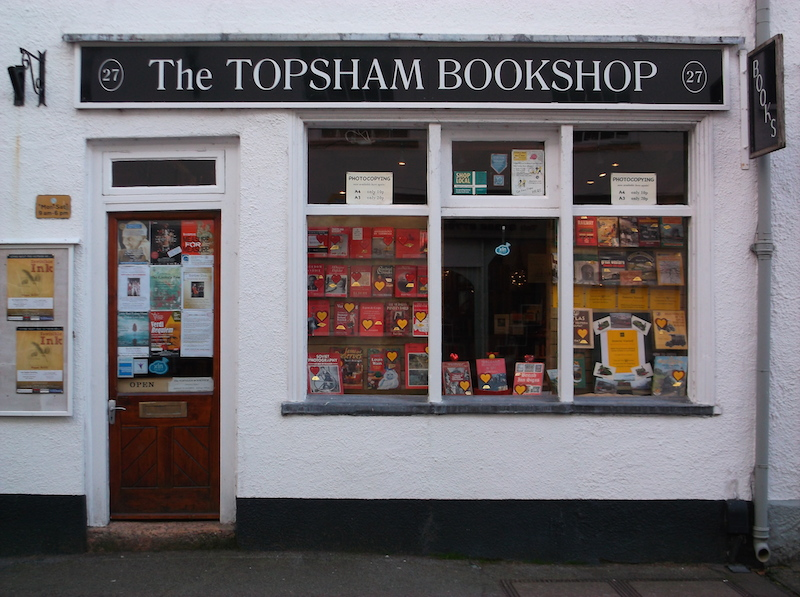 The Topsham Bookshop
