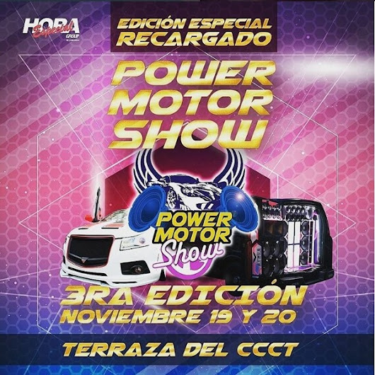 Power Motor Show 2016 (album en construccion)