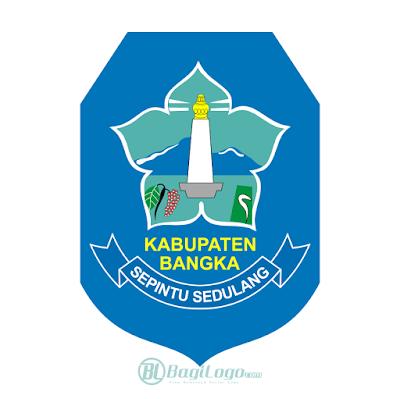 Kabupaten Bangka Logo Vector